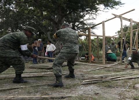 Casas De Bambú Una Solución Para Damnificados Del Sismo