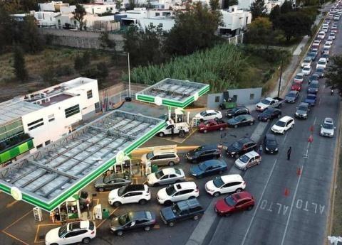 La Crisis De Combustible Pega A Estados Huachicoleros