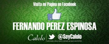 Promociona Calolo sus espacios en redes sociales