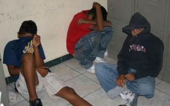 Aíslan a menores por delitos graves de entre 12 y 18