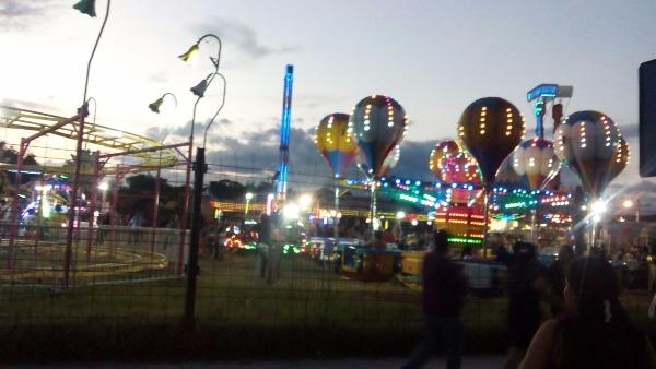Arranca Mini Feria De Juegos Mecanicos
