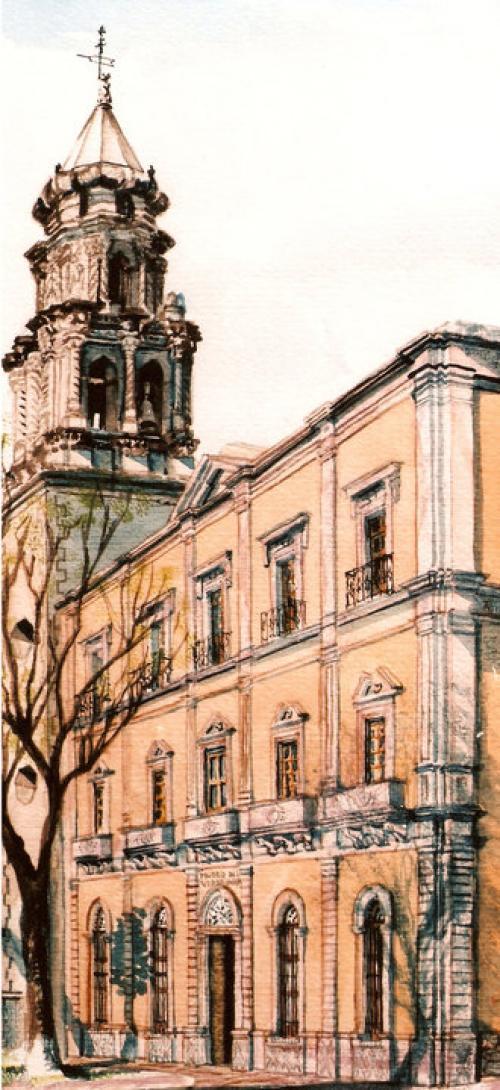 cab713aff19b 9º. aniversario del Museo del Virreinato