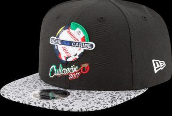 New Era presentó su nueva colección de gorras en conmemoración a la Serie  del Caribe 2017 082d74e0416