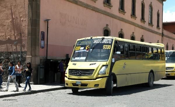 Remitidas Al Corral N 93 Unidades De Transporte Urbano Sct